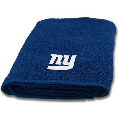 NFL Giants Bath Towel