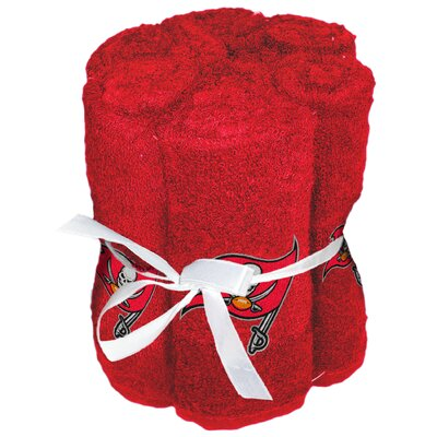 NFL Buccaneers Wash Cloth