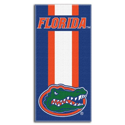 NCAA Zone Read Beach Towel NCAA Team: University of Florida