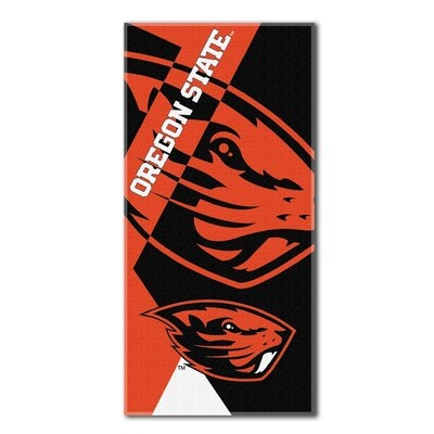 Collegiate Oregon State Puzzle Beach Towel