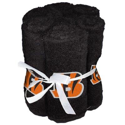 NFL Bengals Wash Cloth