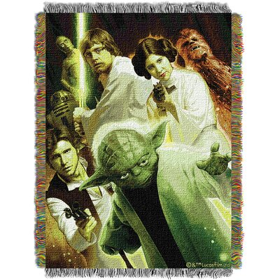 Star Wars Classic Small Rebel Force Throw