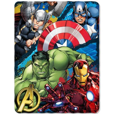 Defend Earth Marvel Throw