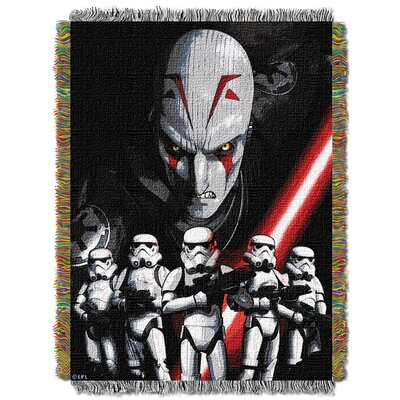 Star Wars Rebels Rebel Storm Throw