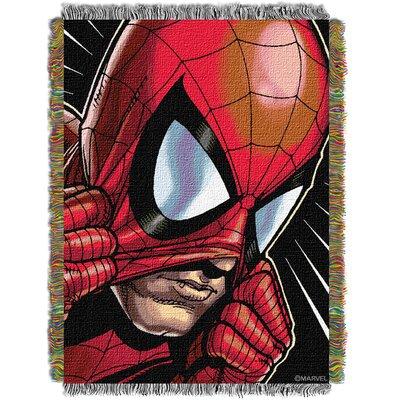 Marvel Peter Parker Throw