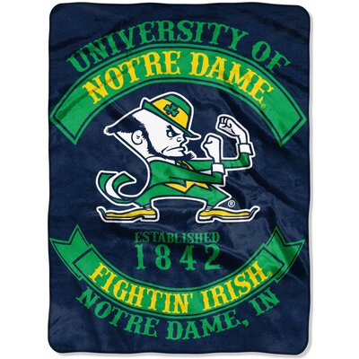 Collegiate Notre Dame Rebel Throw