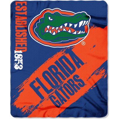 Collegiate Florida Painted Fleece Throw