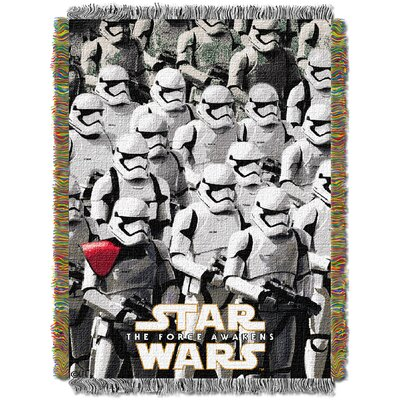 Star Wars Episode 7 Imperial Troops Throw
