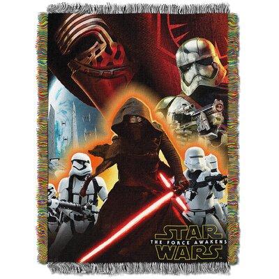 Star Wars Episode 7 Ground Invasion Throw