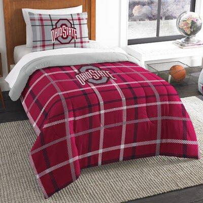 Collegiate Ohio State Comforter Set Size: Twin