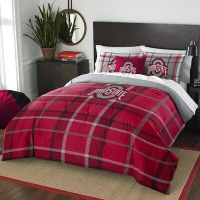 Collegiate Ohio State Comforter Set Size: Full