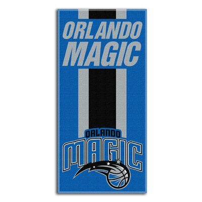 NBA Magic Zone Read Beach Towel