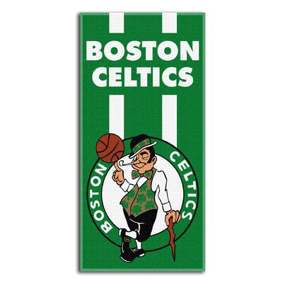 NBA Zone Read Beach Towel NBA Team: Celtics