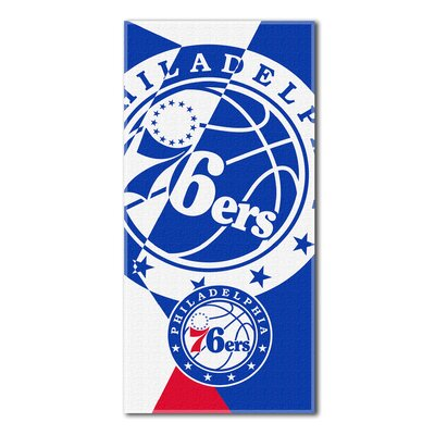 NBA Towel NBA Team: 76Ers