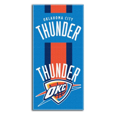 NBA Zone Read Beach Towel NBA Team: Thunder