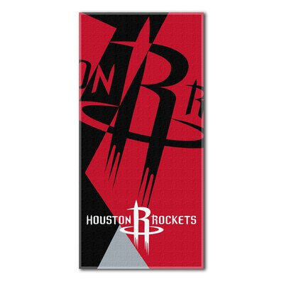 NBA Towel NBA Team: Rockets