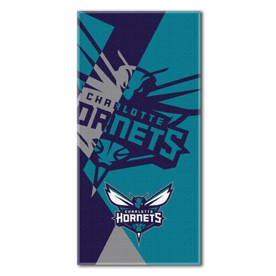 NBA Hornets Puzzle Beach Towel
