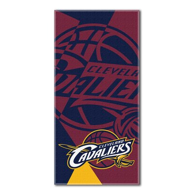 NBA Cavaliers Puzzle Beach Towel
