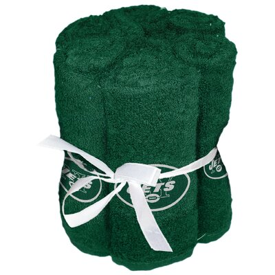 NFL Jets Wash Cloth