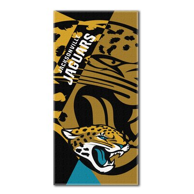 NFL Puzzle Beach Towel NFL Team: Jaguars