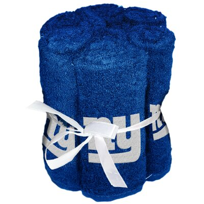 NFL Giants Wash Cloth