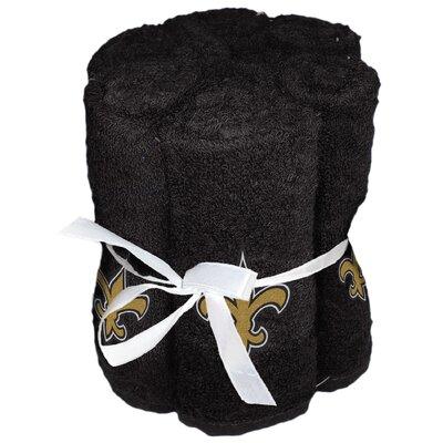 NFL Saints Wash Cloth