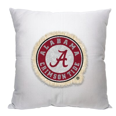 NCAA Throw Pillow NCAA Team: University of Alabama