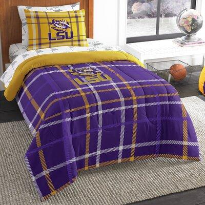Collegiate LSU 5 Piece Twin Comforter Set
