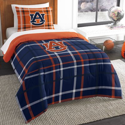 Collegiate Auburn Comforter Set Size: Twin