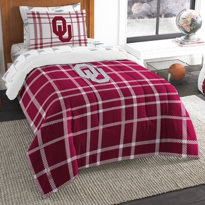 Collegiate Oklahoma 5 Piece Twin Comforter Set