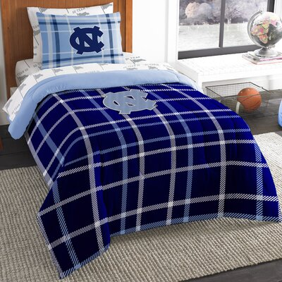 Collegiate University of North Carolina 5 Piece Twin Comforter Set