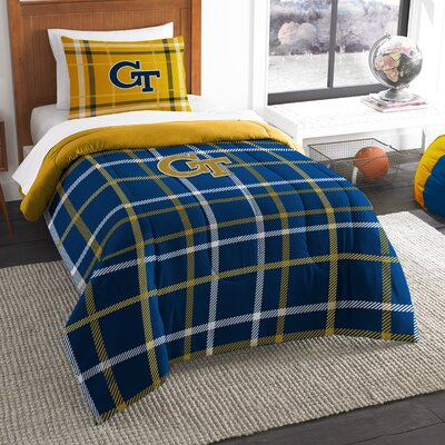 Collegiate Georgia Tech Comforter Set Size: Twin