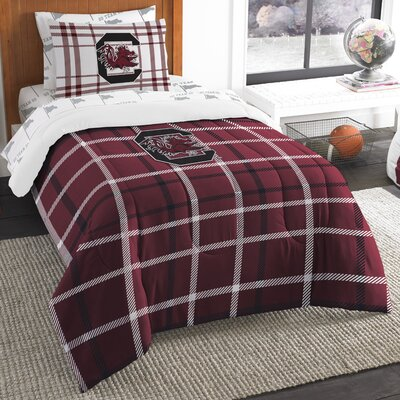Collegiate South Carolina 5 Piece Twin Comforter Set