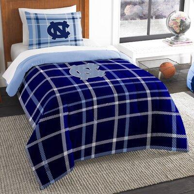 Collegiate University of North Carolina Comforter Set Size: Twin