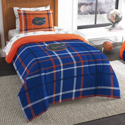 Collegiate Florida 5 Piece Twin Comforter Set
