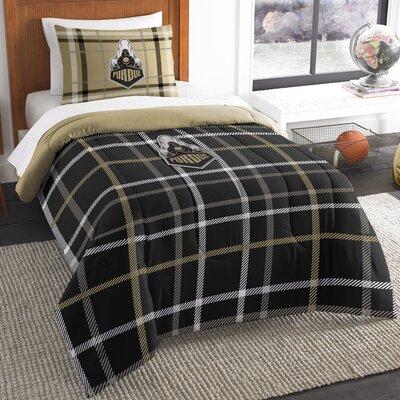 Collegiate Purdue Comforter Set Size: Twin