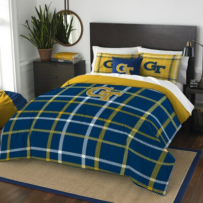 Collegiate Georgia Tech Comforter Set Size: Full