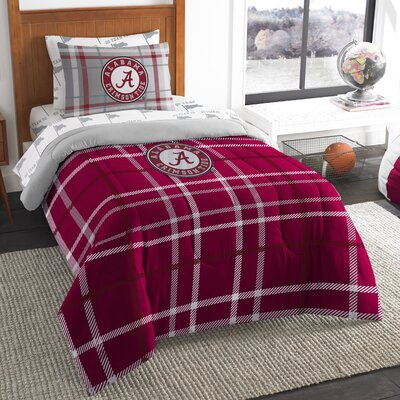 Collegiate Alabama 5 Piece Twin Comforter Set