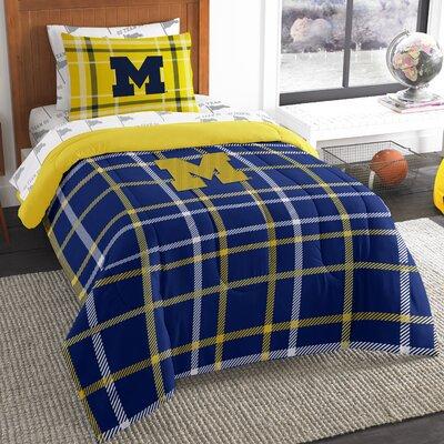 Collegiate Michigan 5 Piece Twin Comforter Set