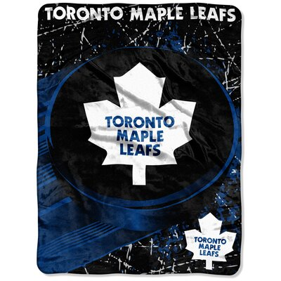 NHL Maple Leafs Ice Dash Throw