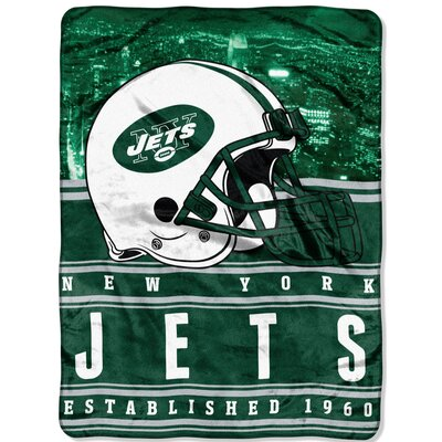 NFL Jets Stacked Throw