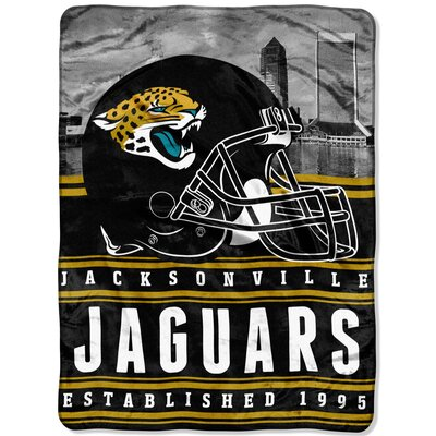NFL Jaguars Stacked Throw