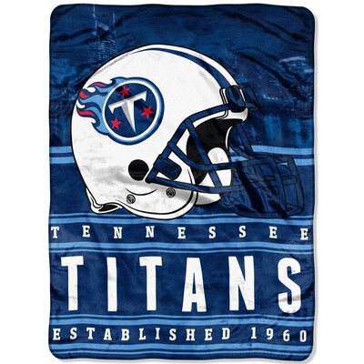 NFL Titans Stacked Throw