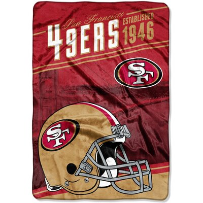 NFL 49ERS Stagger Throw
