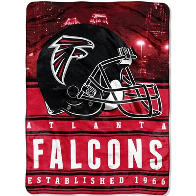 NFL Falcons Stacked Throw