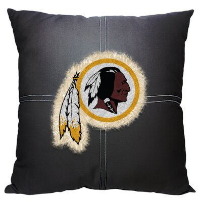 NFL Redskins Cotton Throw Pillow