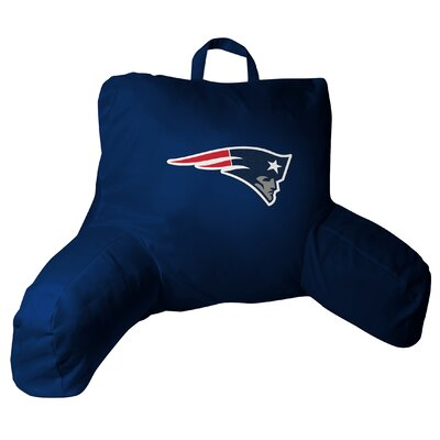 NFL Patriots Bed Rest Pillow