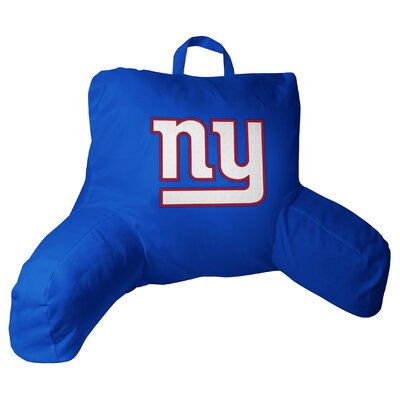 NFL Bed Rest Pillow NFL Team: New York Giants