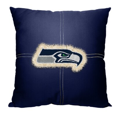 NFL Seahawks Cotton Throw Pillow