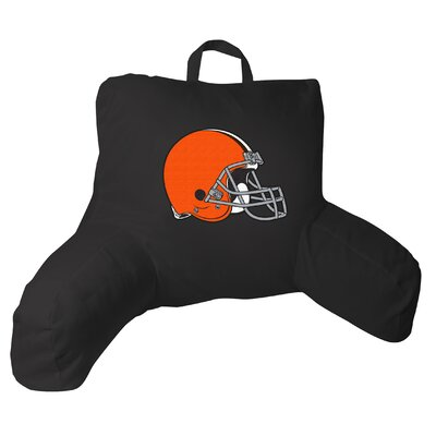 NFL Browns Bed Rest Pillow